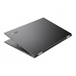 "Portatil 360 Lenovo Yoga C630-13Q50 OC 8GB 256GB SSD 13.3"" FHD Tactil W10 Grey"