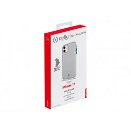 Funda Movil Back Cover Celly Glacier White para iPhone 11