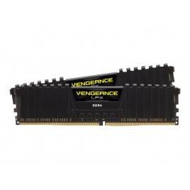 DDR4 32GB BUS 3600 Corsair Vengeance LPX Black KIT 2X16GB