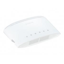 Switch D-LINK DGS-1005D 10/100/1000 5 Puertos