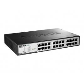 Switch D-LINK DGS-1024D 10/100/1000 24 Puertos