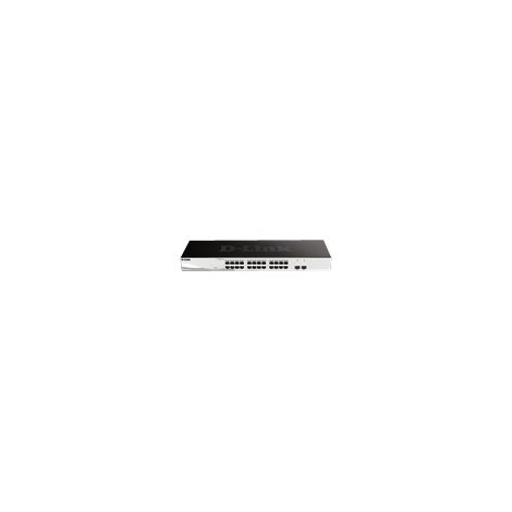 Switch D-LINK DGS-1210-26 10/100/1000 24 Puertos + 2 SFP