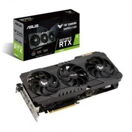 Tarjeta Grafica PCIE Nvidia GF RTX 3080 OC TUF Gaming 10GB DDR6 3XDP 2Xhdmi