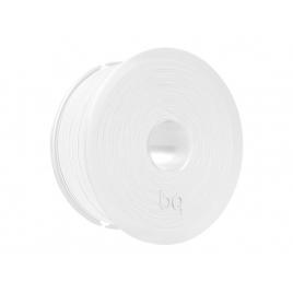 Bobina PLA Impresora 3D Bq Witbox 1.75MM 1KG Pure White