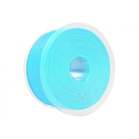 Bobina PLA Impresora 3D Bq Witbox 1.75MM 1KG Topaz Blue