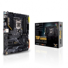 Placa Base Asus Intel TUF Gaming Z490-PLUS Socket 1200 ATX Grafica DDR4 Sata6 Glan USB 3.2 Audio 7.1