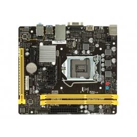 Placa Base Biostar Intel H110MH V3 Socket 1151 Matx Grafica DDR3 Glan USB 3.1