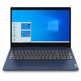 """Portatil Lenovo Ideapad 3 15ADA05 Athlon 3020E 4GB 128GB SSD 15.6"""" FHD W10 Blue"""
