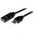 Cable Startech USB 2.0 a Macho / a Hembra 5M Activo
