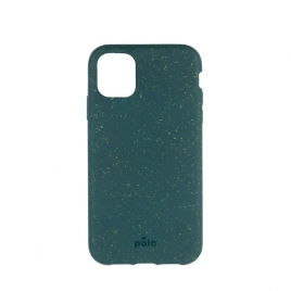 Funda Movil Back Cover Pela ECO-FRIENDLY Classic Green iPhone 11 PRO MAX