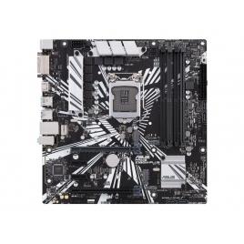 Placa Base Asus Intel Prime Z390M-PLUS Socket 1151 Matx Grafica DDR4 M.2 Glan USB 3.1