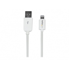 Cable Startech USB 2.0 a Macho / Apple Lightning Macho 3M White