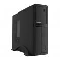 Caja Sobremesa Matx Coolbox Slim T300 USB 3.0 500W Black