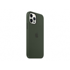 Funda iPhone 12 / 12 PRO Apple Silicona Green Cypress MagSafe