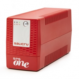 S.A.I. Salicru SPS ONE 700VA 360W red