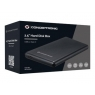 "Carcasa Disco Duro 2.5"" Conceptronic Sata USB 3.1 Black"
