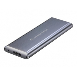 Carcasa Disco Duro SSD M.2 Conceptronic USB 3.1 Silver