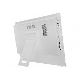 "Ordenador ALL IN ONE Msi PRO 16T CEL N3865U 4GB 500GB 15.6"" HD Tactil Freedos White"