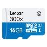Memoria Micro SD Lexar 16GB Class 10 45Mpbs