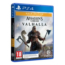 Juego PS4 Assassin's Creed Valhalla Gold Edition