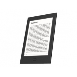 "Ebook Energy 6"" Ereader PRO 4 E-INK Touch 8GB WIFI Black"