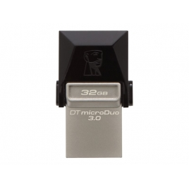 Memoria USB 3.0 Kingston 32GB DT Microduo OTG