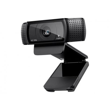 Webcam Logitech C920 HD PRO FHD Black