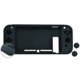 Funda Nuwa Silicona Black para Nintendo Switch