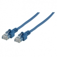 Cable Kablex red RJ45 CAT 5 10M Blue