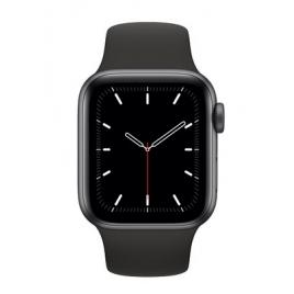 Apple Watch Serie se GPS 44MM Space Gray Aluminium + Correa Sport Black
