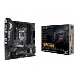 Placa Base Asus Intel Gaming B460M-PLUS Socket 1200 Matx Grafica DDR4 Sata6 Glan USB 3.2 WIFI