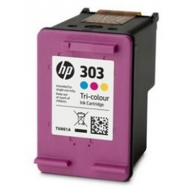 Cartucho HP 303 Color Envy Photo 6230 7130 7140 7830