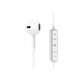 Auricular + MIC Energy Bluetooth Earphones 1 White