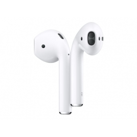 Auricular + MIC Apple Airpods Estuche Carga Inalambrica