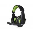 Auricular + MIC Approx Gaming Appgh7g Black/Green