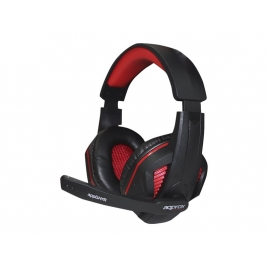Auricular + MIC Approx Gaming Appgh7r Black/Red