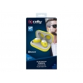 Auricular + MIC Celly Bluetooth Earbuds Yellow
