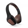 Auricular + MIC Energy Headphones 7 Bluetooth ANC Black/Wood
