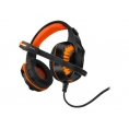 Auricular + MIC Krom Gaming Konor Ultimate 7.1 USB Black/Orange