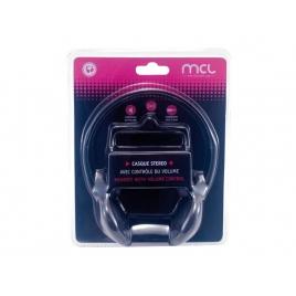 Auricular MCL CSQ-HEAD/N Jack 3.5MM