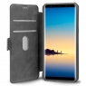 Funda Movil Cool Flip Cover Leather Grey para Samsung Galaxy Note 8