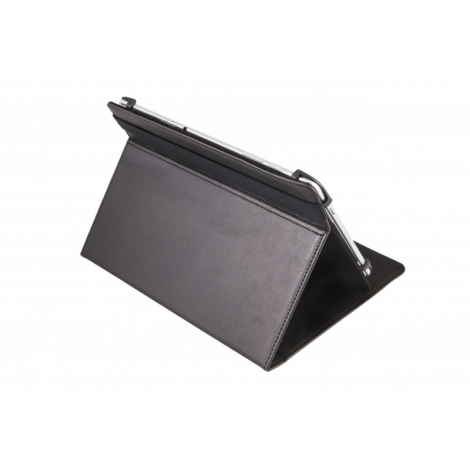 "Funda Tablet Silver HT Universal 9""-10.1"" Basic Black"