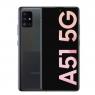 """Smartphone Samsung Galaxy A51 6.5"""" OC 6GB 128GB 5G Android 10 Black"""