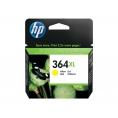 Cartucho HP 364XL Yellow Photosmart C5380/C6380/D5460/Pro B8550