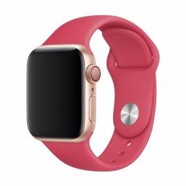 Correa Devia para Apple Watch 44MM Sport red