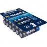Pila Alcalina Varta Longlife Power BIG BOX Tipo AA LR6 Pack 12