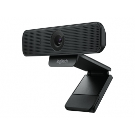 Webcam Logitech HD C925E Black