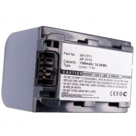 Bateria Camara Digital Compatible Sony NP-FP50 1360MAH