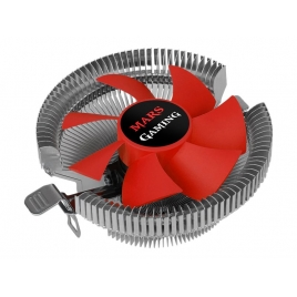 Ventilador CPU Mars Gaming Mcpu1 Socket 775/1156/Am2/Am2+/Am3/1155/Am3+