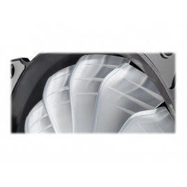 Ventilador 12CM 120X120x25mm Mars Gaming RGB Black KIT 3U